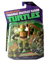 Battle Shell Michelangelo TMNT Ninja Turtles Action Figure New 2013 Storage Mike