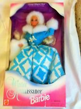 Barbie Winter Renaissance Evening Elegance Series Special Edition (1996) MINT