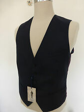 BNWT Ted Baker Endurance Navy Blue Winger Waistcoat size 40R RRP £125