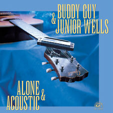 Buddy Guy & Junior Wells Alone & Acoustic NEW SEALED 180g LP