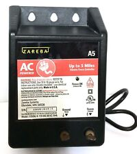 ZAREBA 5 Acre Fence Controller EAC5AS-Z Electric