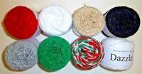 Woolyhippo Dazzle DK  Glitter Yarn Acrylic Polyester Sparkly  25g craft ball