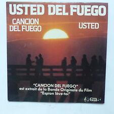 BO film OST Espion leve toi USTED DEL FUEGO Cancion del fuego 801010