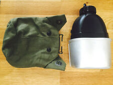 1944 patt British Army Alu mug+cover+58 Bottle MOD Bushcraft Survival SAS Para