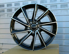 19 Zoll Alufelgen für Audi A4 B8 B9 A5 A6 Q3 Ateca Karoq VW Tiguan Scirocco ET35