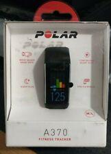 NEW Polar A370 Fitness Watch 24/7 Wrist Based Heart Rate Black size Medium Large