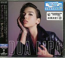 DUA LIPA-S/T-JAPAN CD BONUS TRACK E20