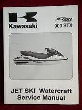Service Manual Kawasaki 2003 900 STX JetSki K500