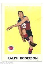 1965 Scanlens (11) Ralph ROGERSON Fitzroy aExc