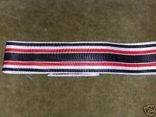 "GERMAN - Vets. Honour Legion Medal Ribbon x 6"". Inc. UK p&p."
