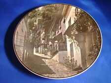 "ROYAL DOULTON CHINA CLOVELLY NORTH DEVON 10 1/2"" PLATE"