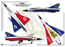 "FFSMC Productions Decals 1//72 /""Mirage F1 Opération Hamattan/"""
