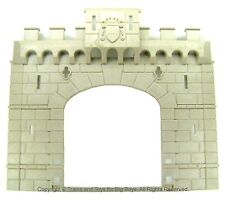Playmobil 3666 Castle Parts DRAWBRIDGE WALL LARGE Open Kings Medieval Knights I