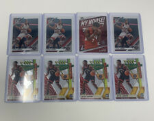 Lot Of 8 2019-20 Kyle Lowry Prizm Optic QTY