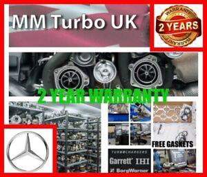 MERCEDES M ML GL CLASS 3.0 V6 TURBOCHARGER 757608 765155 743507 W461 W164028