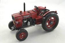 27cm - Blechmodell - FIAT -  Traktor Trecker Metallmodell Metall Blech