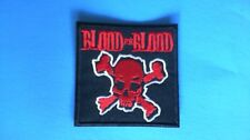 Blood for Blood Iron On Patch New Dropkick Murphys Madball Terror Agnostic Front
