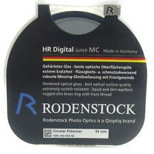 RODENSTOCK HR Digital super MC Circular Polfilter  Ø95mm,  * Fotofachhändler *