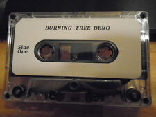 MEGA RARE Burning Tree DEMO CASSETTE TAPE rock UNRELEASED Black Crowes Marc Ford
