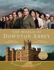The World of Downton Abbey by Jessica Fellowes (2011, Hardcover)
