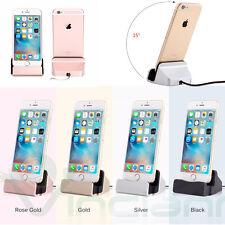 Dock DESIGN carica  BASETTA iPhone 5 5c 5s 6 6S 7 8 PLUS X 10 XS XR Max iphonex