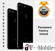 T-Mobile iPhone 7 / 7+ Premium Factory Unlock PRIORITY Service 100% Guaranteed
