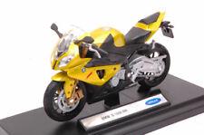 Bmw S 1000 RR Moto Motorbike 1:18 Model 38511L WELLY