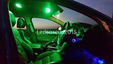 Ford AU Falcon LED Interior Conversion Kit Bright Green XR6 XR8 Forte Futura