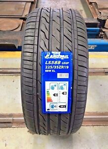 X1 225 35 19 225/35R19 88W XL UHP NEW LANDSAIL TYRE, WITH BRILLIANT C,B RATINGS