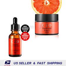 [ OST ] Original Pure Vitamin C20 Serum 30ml + Sleep 9 to 5 Crema Cream 50ml