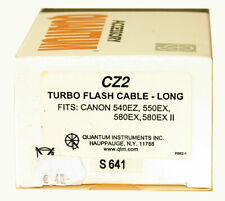 Quantum Instruments CZ2 Turbo Cable Long (for Canon)