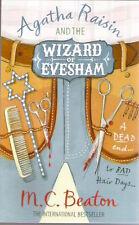AGATHA RAISIN & THE WIZARD OF EVESHAM M C Beaton Bran New paperback 2010 Classic