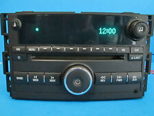07 08 2007 2008 Cobalt G5 AM FM CD US8 Radio Stereo Receiver Aux Input OEM