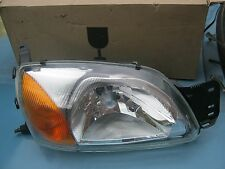 1999-02 Ford Fiesta Mk5 RH Front Headlight Genuine ford part 1127893