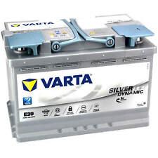 AGM Autobatterie 12V 70Ah 760A Varta E39 Starterbatterie Start-Stop 570901076