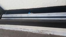 Oberprofile mit Dichtungsgummis für Stegplatten 3,13x0,6m