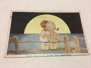 A Valentines Attwell  Postcard