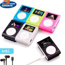 Mini MP3 Player LCD Display mit Clip MP3 Sport Musik Audio Zubehörpaket TOP
