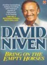 Bring on the Empty Horses (Coronet Books),David Niven