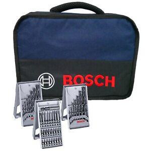 Bosch Softbag inkl. Bit- und Bohrer-Sets Stofftasche Werkzeugtasche GSR10,8 10,8