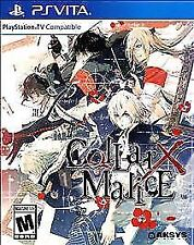 Collar X Malice (Sony PlayStation Vita, 2017) Brand New Factory Sealed Free Ship