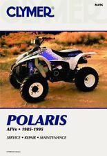 Polaris ATV's 1985 to 1995 Workshop Manual