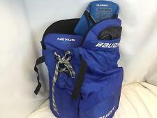 Bauer Nexus 1000 Hockey Pants Small Jr. Blue NWT $120 YGI IHH PA12