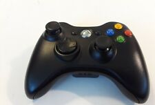 OEM Official Genuine Microsoft xbox 360 Wireless Controller (Glossy Black)