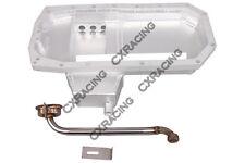 CXRacing S13 SR20DET Racing Aluminum Oil Pan For 510 SR20 Swap Rear Sump