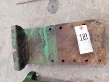 John Deere 20 Series Tractor Fender Bracket Tag 181