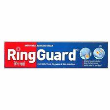 5 X Pcs Ring Guard (20gm) Jock Itch Anti-Fungal Cream Ringworm Relief