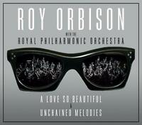 Roy Orbison - A Love So Beautiful Unchained Melodies [CD] Sent Sameday*
