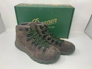 Danner Mountain 600 Style #62243 | Dark Brown/Green
