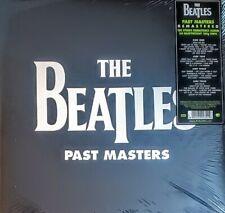 "BEATLES PAST MASTERS - 180 GRAM VINYL 2 LP SET REMASTERED "" NEW, SEALED """